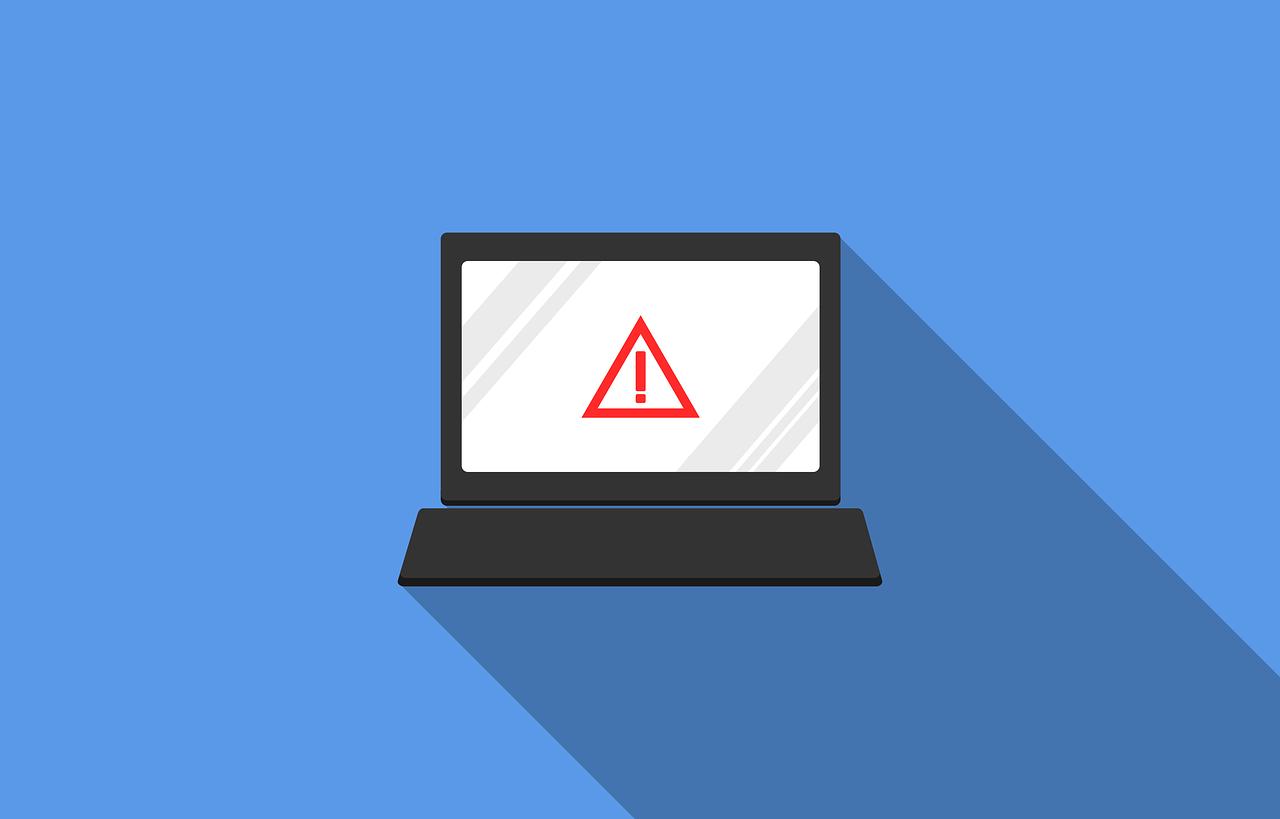 ordinateur alertes sanitaires